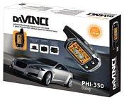 Davinci PHI-350 Dialog