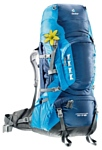 Deuter Aircontact PRO 65+15 SL blue (midnight/turquoise)