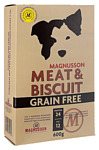 Magnusson (0.6 кг) Meat & Biscuit Grain Free