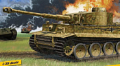 Academy Танк German Tiger-I Ver. Early Operation Citadel 1/35 13509