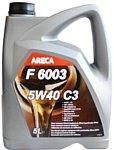 Areca F6003 5W-40 C3 5л (11162)
