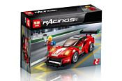 "Lepin Speed Champions 28016 Феррари 488 GT3 ""Scuderia Corsa"" аналог Lego 75886"