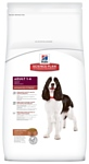 Hill's (12 кг) Science Plan Canine Adult Advanced Fitness Lamb & Rice