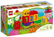 LEGO Duplo 10831 Моя первая гусеница