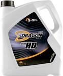 S-OIL DRAGON Gear HD 85W-140 4л