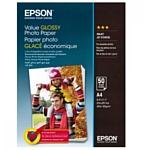 Epson Value Glossy Photo Paper A4 183 г/м2 50 листов (C13S400036)