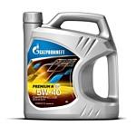 Gazpromneft Premium N 5W-40 4л