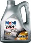 Mobil Super 3000 X1 Diesel 5W-40 4л