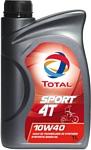 Total Sport 4T 10W-40 1л