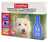 Beaphar Caniguard Spot On для собак средних пород и щенков (1 пипетка)