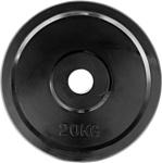 Pro energy Диск обрезиненный KBP-20 20 кг