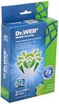 Dr.Web Mobile Security 9 (2 устройства, 1 год)
