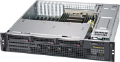 Supermicro SuperChassis 825MBTQC-R802LPB