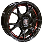 NZ Wheels F-42 6x15/5x100 D57.1 ET40 BKRSI