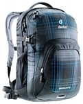 Deuter Graduate 28 black/grey (blueline check)
