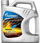 Gazpromneft Premium 5W-40 SM/CF 4л