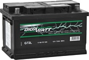 GIGAWATT G72L (72Ah)