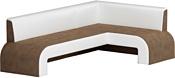 Mebelico Кармен (коричневый/белый) (58832)