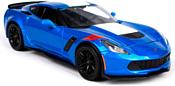 Maisto Шевроле Гранд Спорт 31516 (синий)