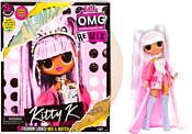 L.O.L. Surprise! O.M.G. Remix Kitty K Fashion Doll 567240