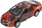 Технопарк Toyota Camry Графити в ассорт. CAMRY-12SRT-SUP