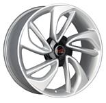 LegeArtis OPL513 8x18/5x120 D67.1 ET42 Silver