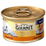 Gourmet Gold с индейкой 0.085 кг
