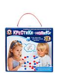 Русский стиль Крестики-нолики 3D
