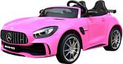 RiverToys Mercedes-Benz AMG GTR HL289 (розовый)