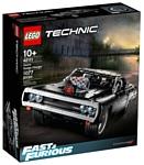 LEGO Technic 42111 Dodge Charger Доминика Торетто