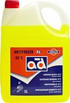 AD Antifreeze -35°C XL Yellow 5л