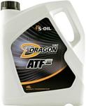 S-OIL DRAGON ATF III 4л