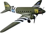Dynam Douglas DC-3 Military