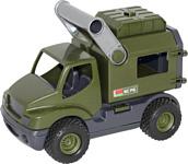 Полесье КонсТрак - фургон автомобиль военный РБ 49247