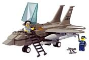 SLUBAN Воздушные войска M38-B7200 F15 Fighter Plane