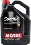 Motul Specific VW 504.00/507.00 5W30 5л