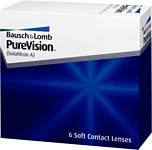 Bausch & Lomb Pure Vision +3 дптр 8.6 mm
