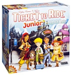 Мир Хобби Ticket to Ride Junior Европа