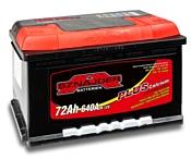 Sznajder Plus 72 R (72Ah) низкий