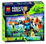 BELA Nexo Knight 10817 Решающая битва роботов