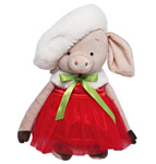BUDI BASA Collection Свинка Жоржетта Свинтон (25 см)