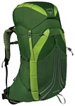 Osprey Exos 58 green (tunnel green)