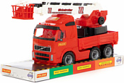 Полесье Volvo автомобиль пожарный 58386