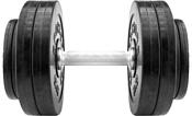 Sportcom Разборная с обрезиненными дисками 24 кг (2x1.25, 4x5)