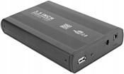 USBTOP SATA – USB2.0 (черный, с блоком питания)