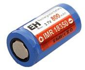 EH IMR 3.7V 800mAh (18350)