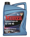 Monza GT 5W-40 5л