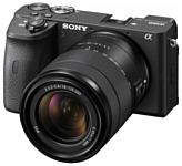 Sony Alpha ILCE-6600 Kit