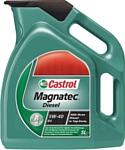 Castrol Magnatec Diesel 5W-40 B4 4л