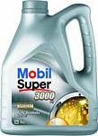 Mobil 5W-40 Super 3000 X1 4л